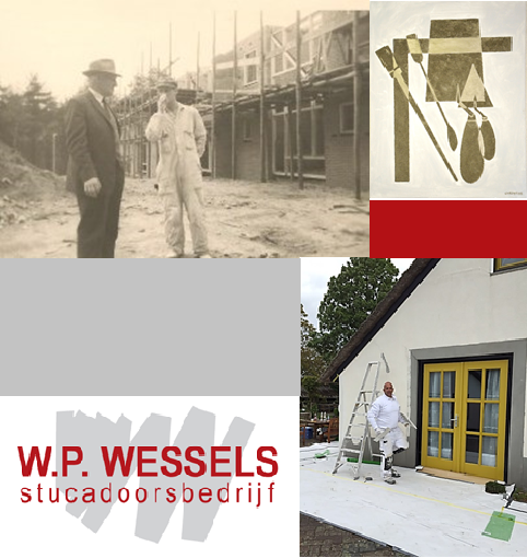 Geschiedenis Stuacoorsbedrijf Wessels WIjchen
